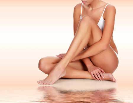 laser pubic hair removal